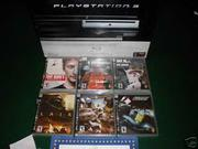 Playstation 3 60GB Us Version……..……....$200us Dollars.   NEW