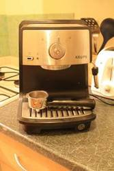 Krups Coffee/ Cappucino Machine