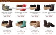 『『『khaki-Classic Short UGG Boots 5219