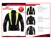 Motorcycle Leather Clothing, Motorbike Leather Garments, Textile