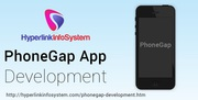 PhoneGap App Development services for hire at $15/hour Rates