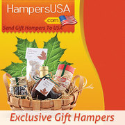 Delivery love and affection with hampers