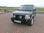 land rover discovery Land Rover Discovery 3 2.7TD V6 2009MY XS