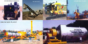 Road construction equipments India Road Equipments HIMAKSHI Road-Cons
