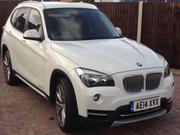 2014 bmw 2014 BMW X1 XDRIVE20D XLINE AUTO WHITE