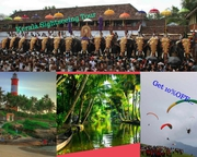 6Day-7Night Kerala Sightseeing Tour – Kerala God's Own Country Tour