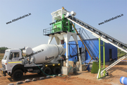 For sale Stationary Concrete Plants - Atlas Industries
