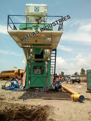 MOBILE CONCRETE PLANT EXPORT TO PHILIPPINES