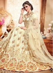 Buy Bridal Lehenga Online Aasvaa