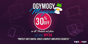 So,  hurry up and grab your deal,  it's really happening with OgyMogy.