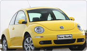 Win a Volkswagen New Beetle
